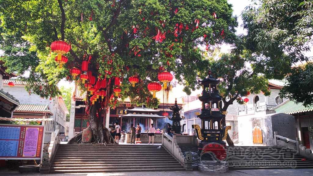广东省惠州市元妙古观