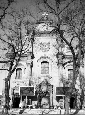 利玛窦创建的宣武门教堂