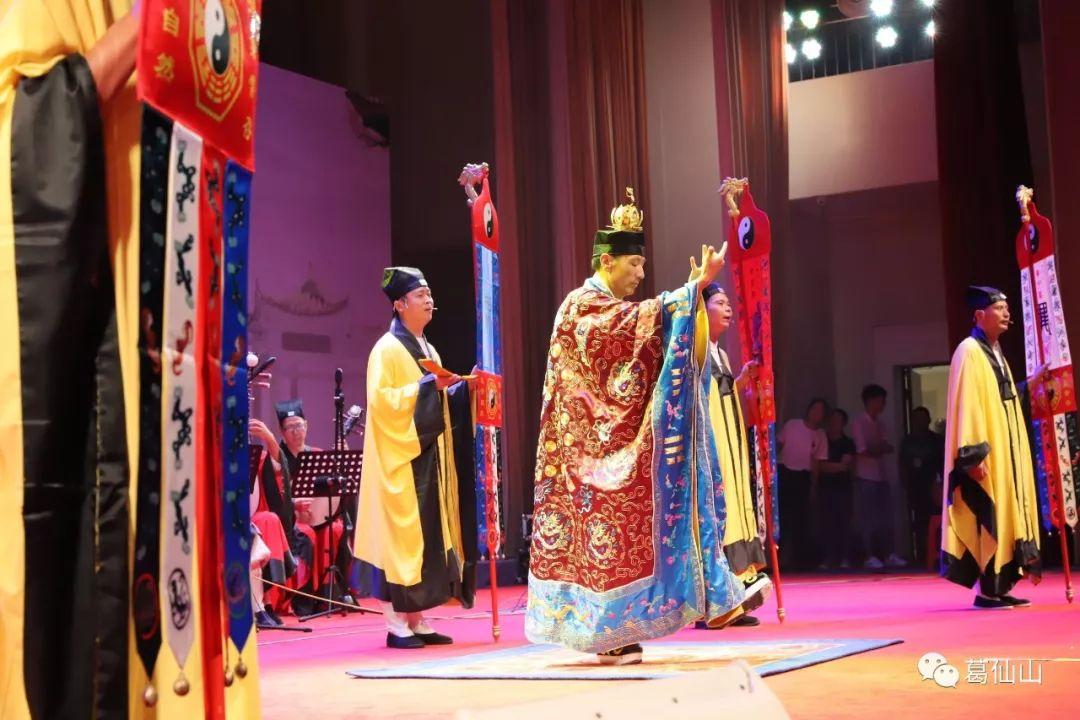 2018年上饶市传统表演艺术类非物质文化遗产