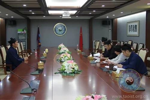 中国道教协会年检考核