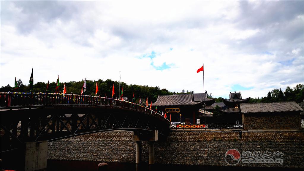 吉林省长白山灵应宫