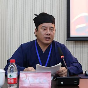 湖北省道协副会长迟信觉