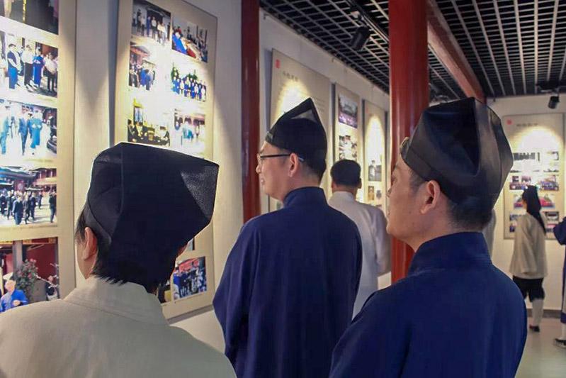 上海道協書畫展