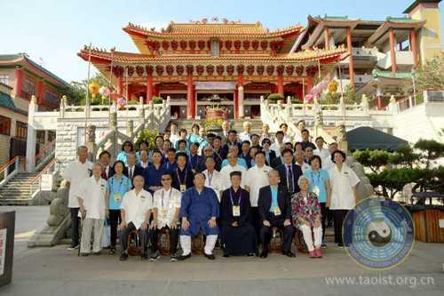 2018海峽兩岸暨香港道教宮觀聯誼活動在港舉辦