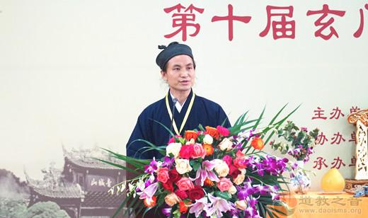 肖宗圣(重庆市合川区太清宫):奉道孝亲,报国爱民