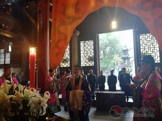 苏州玄妙观三清殿修缮工程正式启动_玄妙-苏州-修缮-苏州市-工程
