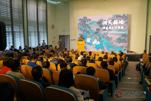 丹青溢彩 翰墨飘香——中国道教协会道家书画院举办书画笔会