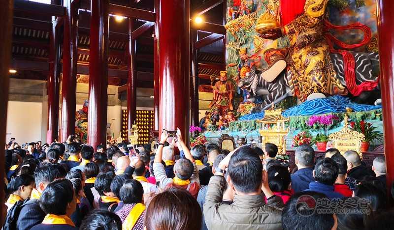 上海财神庙举行修建竣工典礼暨财神文化研讨会