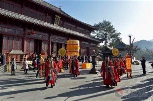 天台山桐柏宫将举办张高澄道长方丈陞座典礼