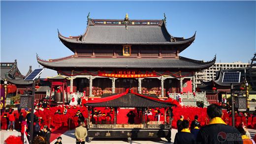 上海财神庙