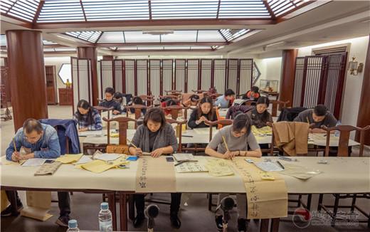 上海白云观功德会(筹)公益国学课程圆满结业