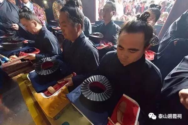 山东省道教协会将举行首届全真派冠巾法会