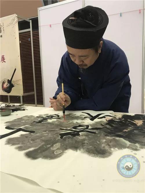 丹青溢彩 翰墨飘香——首届京港道家书画邀请展在香港成功举办