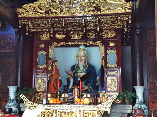 杭州张大仙庙