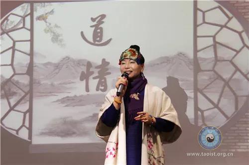 著名歌手敬善媛演唱《道情》