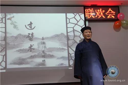 崔理明老师表演变戏法《过壁术》