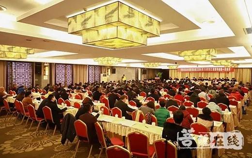 安庆市道教协会副秘书长李传文当选赵朴初研究会副秘书长