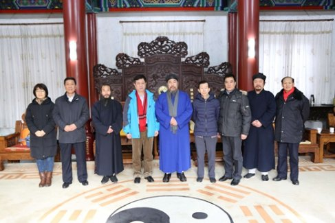 崂山太清宫及中国