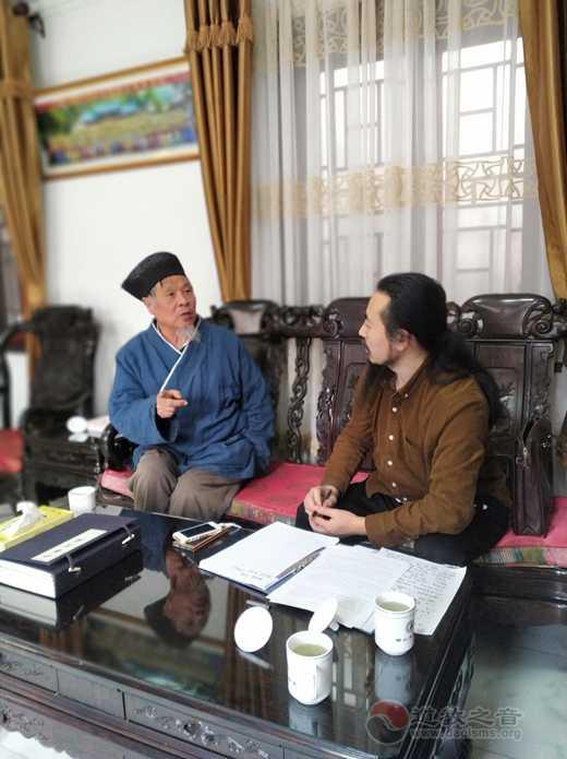 抱素怀朴 安性约身——访中国凤凰彩票咨议委员会副主席刘怀元道长