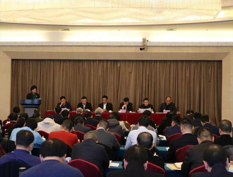 浙江省民族宗教工作会议在杭州召开