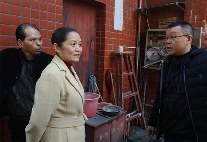 福建省民宗厅副厅长宋哩带队检查宗教活动场所消防安全