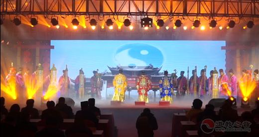 苏州市吴中城皇山道院举办迎财神系列活动