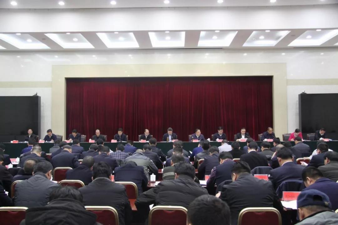 青海省统战部长民宗委主任(局长)会议召开