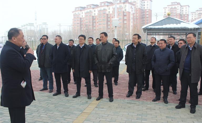 新疆生产建设兵团召开宗教工作推进会