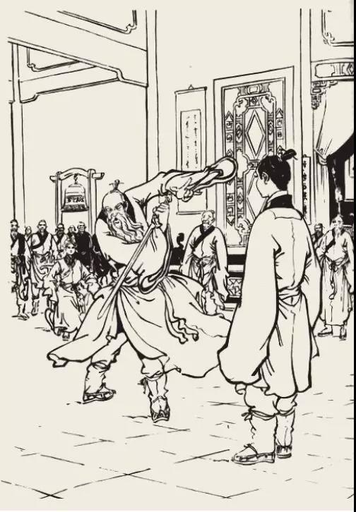 金庸武侠小说中的道教养生观