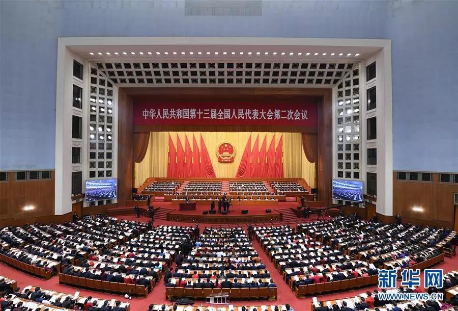 李克强总理在政府工作报告中,关于宗教说了什么?