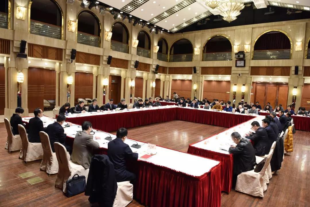 上海市召开学习贯彻新修订《上海市宗教事务条例》座谈会