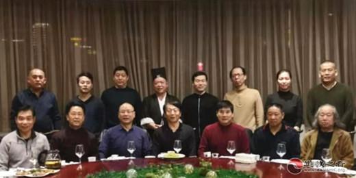 武当拳法研究会会长刘洪耀赴河北武术界交流座谈
