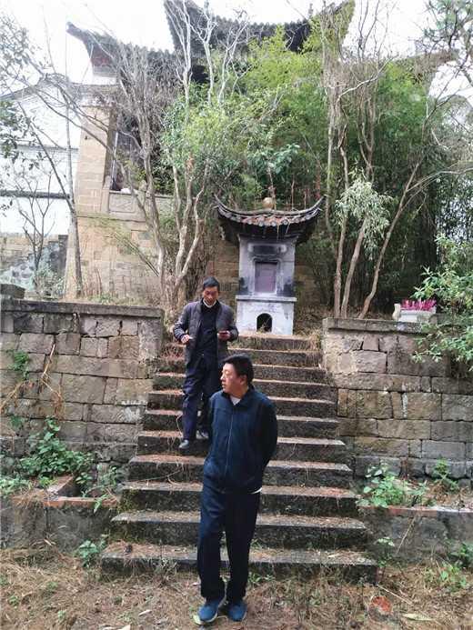 云南省道教协会到大理等州市调研教务工作