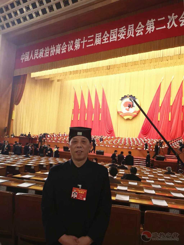张凤林道长:加强地方道教协会团体建设