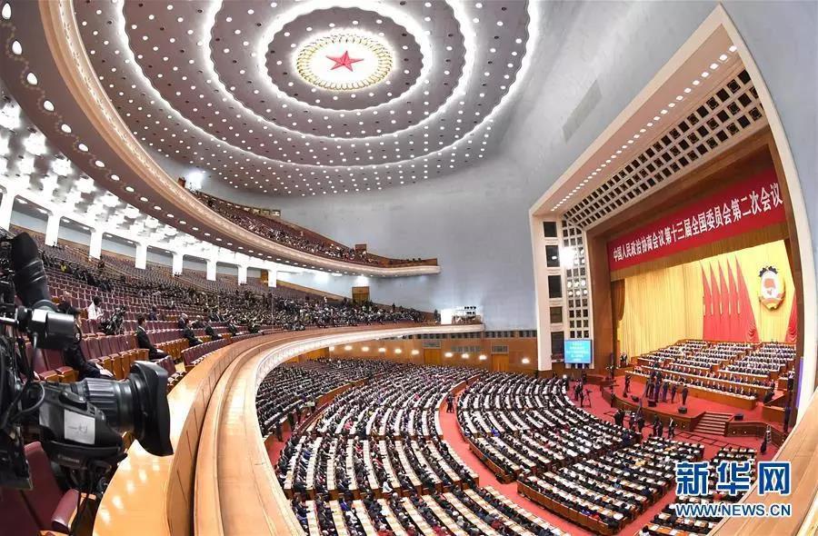 《政协第十三届全国委员会第二次会议政治决议》关于宗教说了什么?