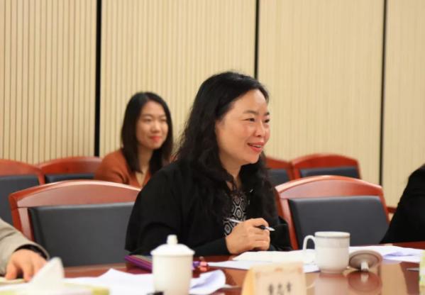 广东省政协副主席林雄到省民族宗教委调研