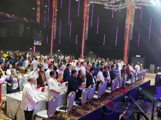 中国道教协会应邀赴马来西亚参加第二十三届道教节