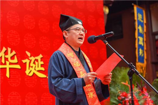 """上海城隍庙隆重举行己亥年""""祭城隍""""大典"""