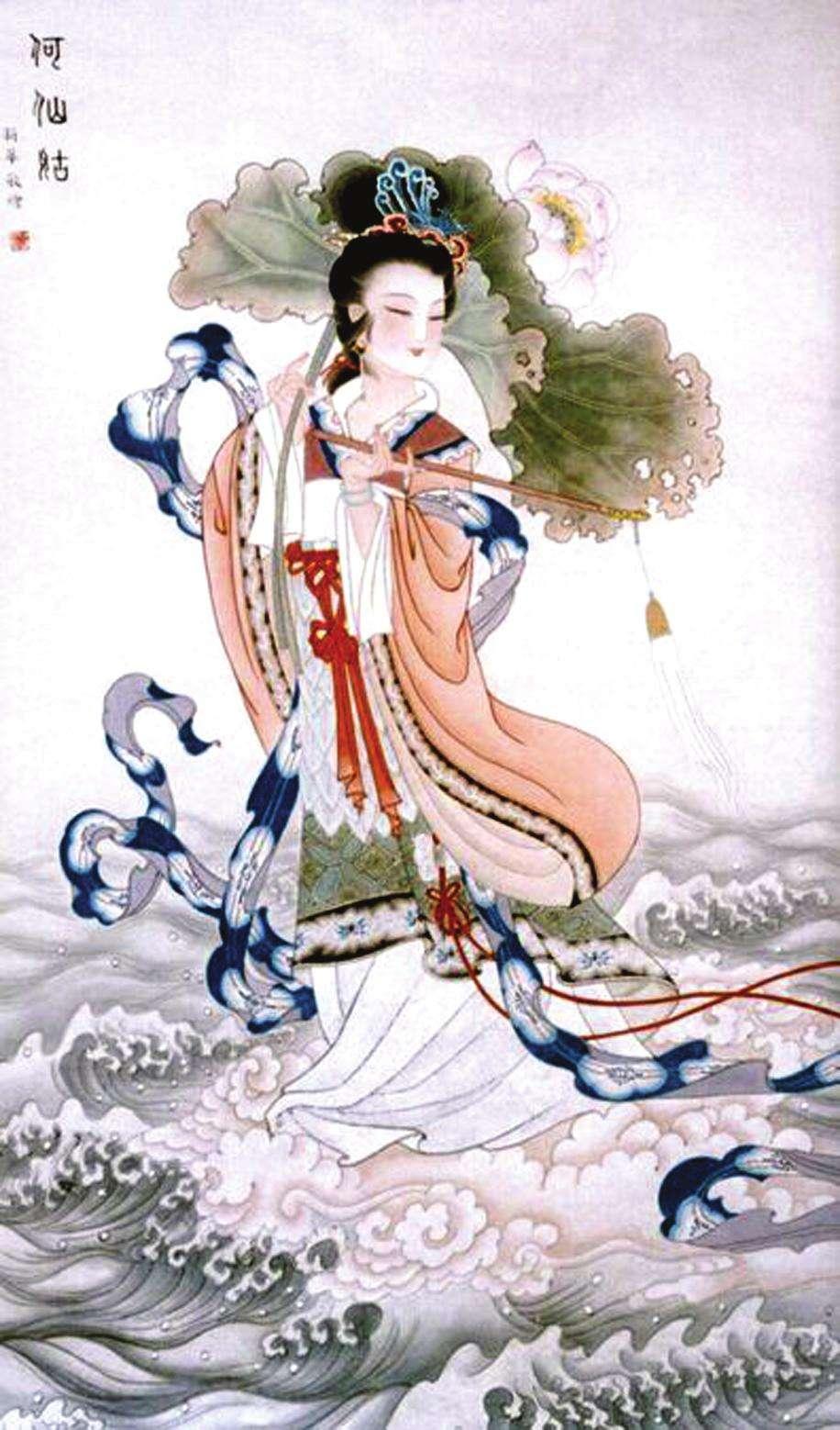 """朱越利:""""谢仙火""""的传说与宋代何仙姑小考"""