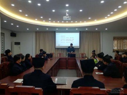 苏州玄妙观举行消防知识培训暨技能演练
