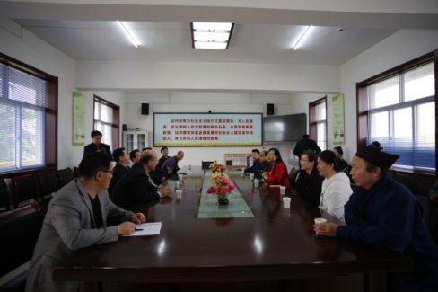 """陕西骊山老母宫举行""""飞鸾奖学金""""表彰仪式"""