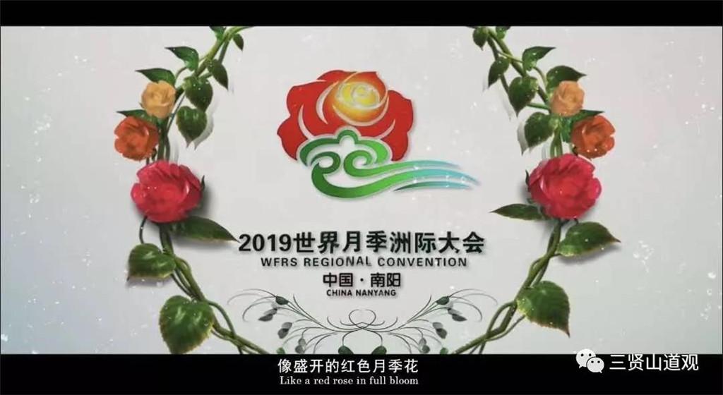 来源:2019世界月季洲际大会吉祥物独玉宛宛发布会