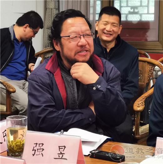 北京东岳庙举行建庙700年座谈会