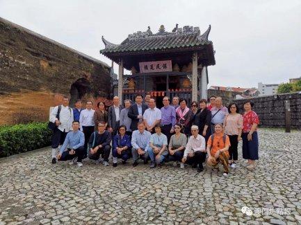 香港宗教界到访澳门道教团体促进交流