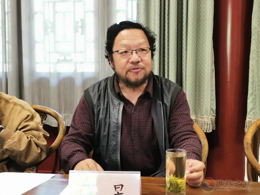 《道教版画丛刊》出版座谈会在北京东岳庙举行