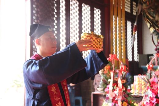 上海松江东岳庙隆重举行第七届传统庙会暨东岳圣帝、杨大神圣诞祭祀庆典祈福活动