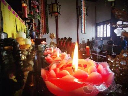 陕西天竺山道观农历四月初九传统庙会法讯