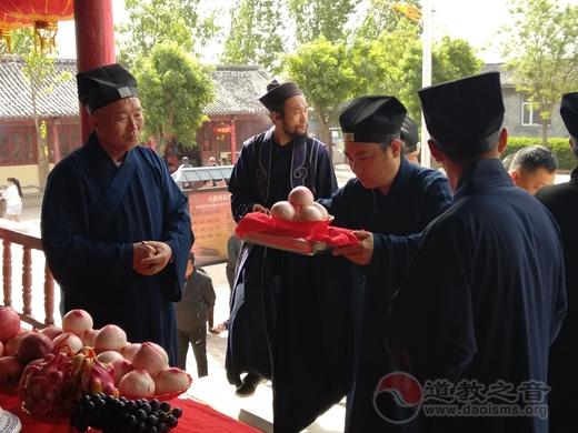 津门药王庙第三届药王文化周活动隆重开幕