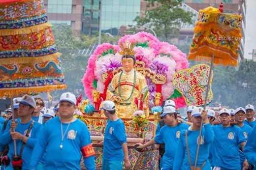 滴滴彩票协会组团赴台参加2019年台北母娘文化季活动