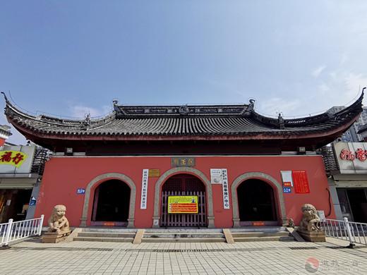 昆山市白塔龍王廟